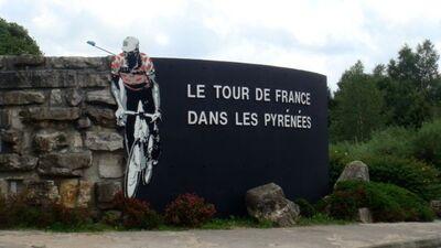 Aire des Pyrénées sur A64 (1)