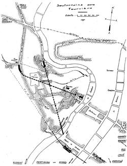 Lyon 1934 Projet Chambon