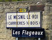 78 Carrieres Mesnil-le-Roi D157