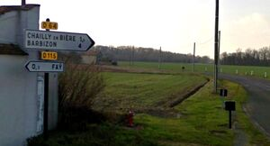 D64 (77) - Chailly-en-Bière
