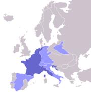 Europe 1811
