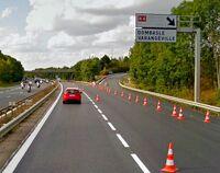 RN4 - Dombasle-sur-Meurthe