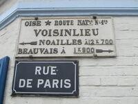 Cocher - 60N001 - Voisinlieu (Beauvais)