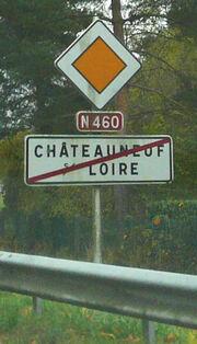 Panneau fin agglo N460 Châteauneuf