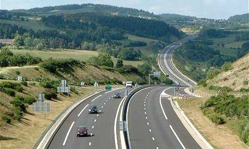 Autoroute Franaise A75