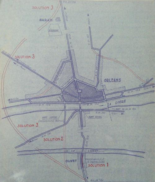 Orléans 1941 Solution