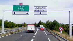 RN137 - Saint-Grégoire