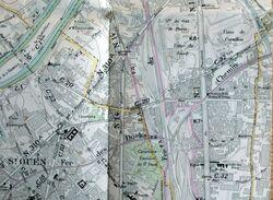 Autoroute du Nord - Projet 1935