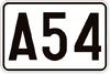 Cartouche autoroutes belge