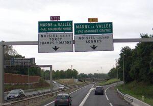 A199 - Val-Maubuée