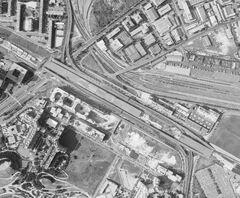 Ancien viaduc A14 - 1982