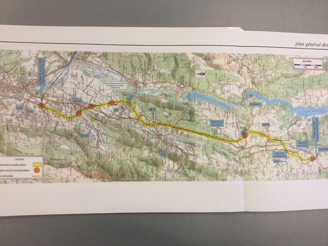 A51 Grenoble - Col du Fau 1991