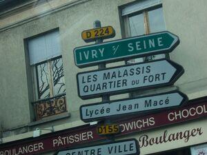 D224 à Vitry-sur-Seine