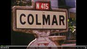 Arch SAUNIER 67 COLMAR N415 Agglo E 1975