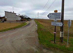 D43 (77) - Beaumont-du-Gâtinais