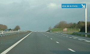 A81-Aire de la Coire