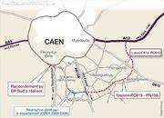 A813 - Plan de localisation général