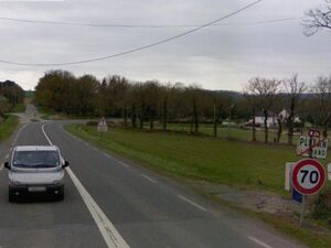 RN24 Plélan-le-Grand