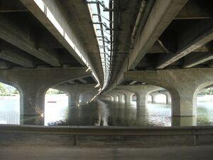 Pont sur Le Cher-A10