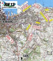 RN132 - Cherbourg