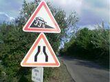 Rues et voies à fortes pentes