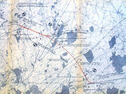 A6 1962 Avallon raccordement RN6