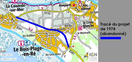 Le Bois-Plage-en-Ré (17) 1974