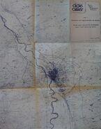 Déviation de Moulins mai 1982 Plan de Détail 0