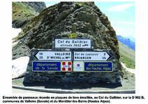 D 902 - Col du Galibier