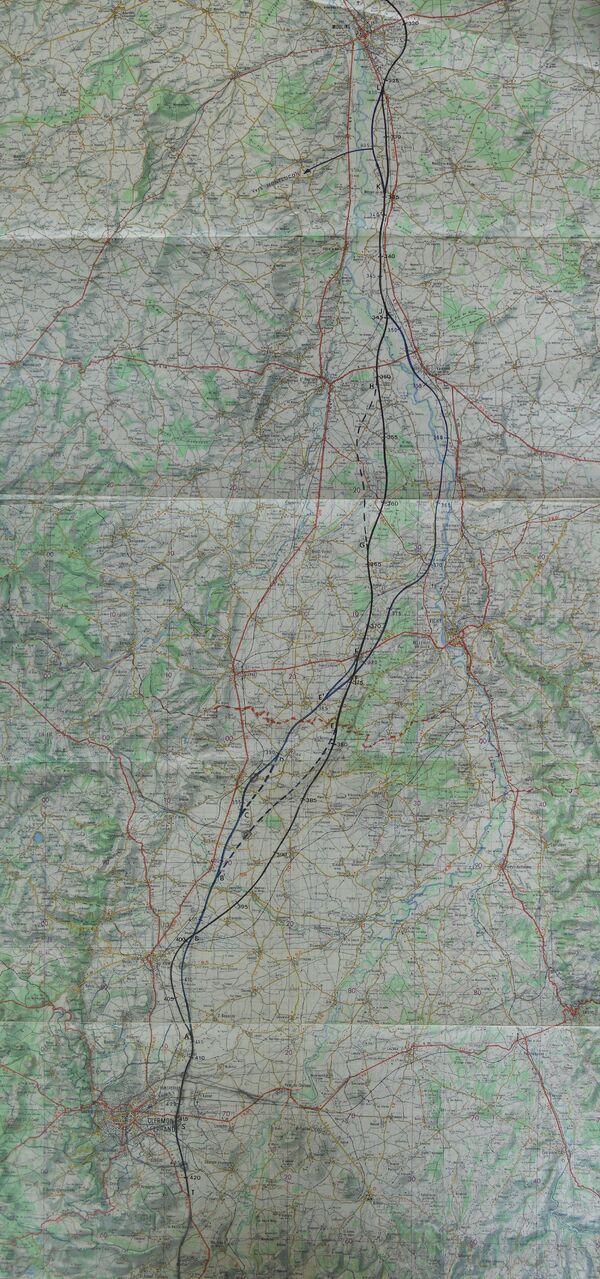 A71 Auvergne 1969
