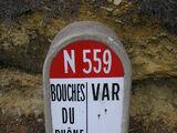 Route nationale française 559