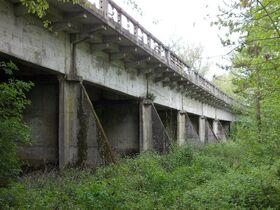 N44 Déviation St Quentin - pont1