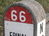 Route nationale française 66
