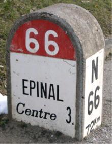 Vitesse datant Épinal
