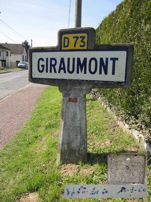 60D073 - Giraumont
