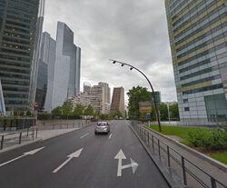 Bd circulaire La Défense carrefour Gambetta 2 - 2014