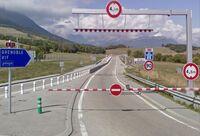 Début de l'A51 à Monestier -de-Clermont
