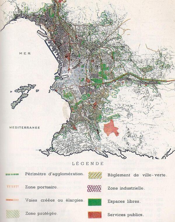Marseilleplandirecteur1949