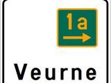 Bases de la signalisation autoroutière en Belgique