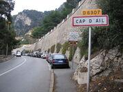 RN207 - Cap-d'Ail