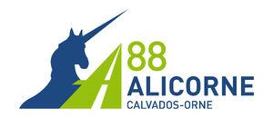 Logo Alicorne