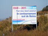 Autoroute française A4 (Contournement Sud de Reims)