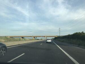 A749 - Pont sur la rocade de Valence