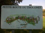 D17 - Petite route du Tholonet