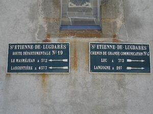 D19 - Saint-Etienne-de-Lugdarès