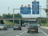 Autoroute française A6b