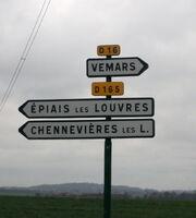 D165 95 Choisy-aux-Boeufs