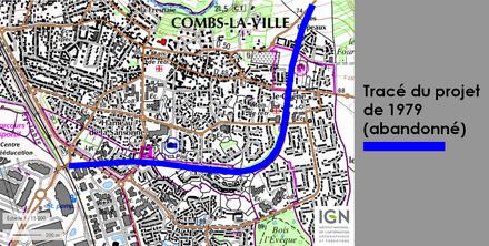 Combs-la-Ville (77) 1979