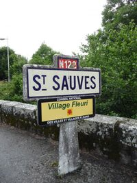 RN122 SaintSauves