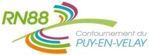 RN88 - Contournement du Puy-en-Velay - Logo
